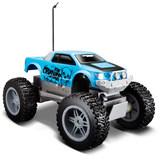 Maisto Rock Crawler Junior 4WD R/C Vehicle - Blue Bones