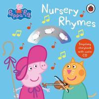 Peppa Pig: Nursery Rhymes by Peppa Pig image