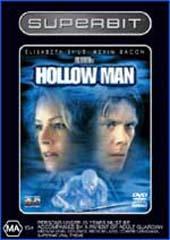 Superbit - Hollow Man on DVD