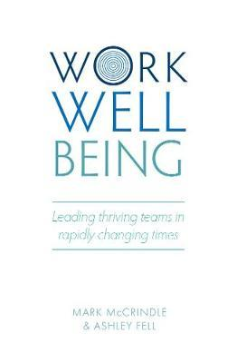 Work Well-being by Mark McCrindle image