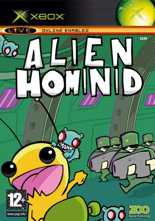 Alien Hominid for Xbox image