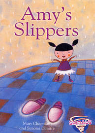 Amy's Slippers by Mary Chapman image
