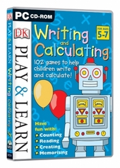 Play & Learn - Writing and Calculating for PC Games