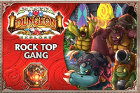 Super Dungeon Explore - Rock Top Gang