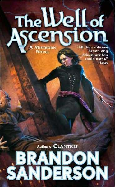 Well of Ascension (Mistborn #2) - US Ed by Brandon Sanderson