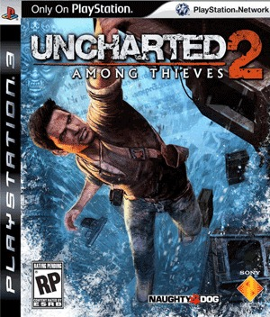 Uncharted 2: Among Thieves for PS3
