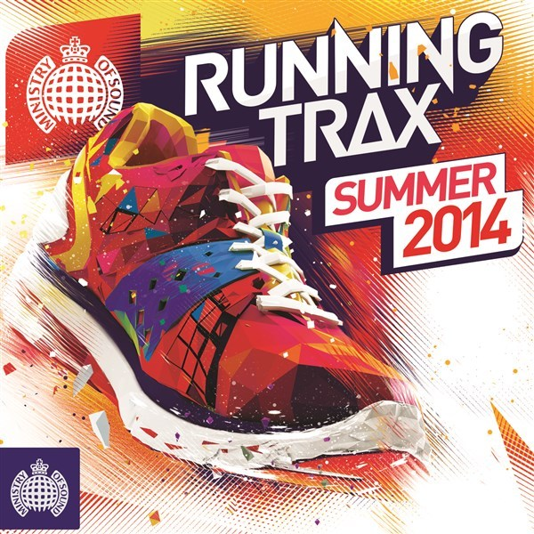 Ministry Of Sound Running Trax Summer 2014 by Various