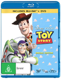 Toy Story - Special Edition on DVD, Blu-ray