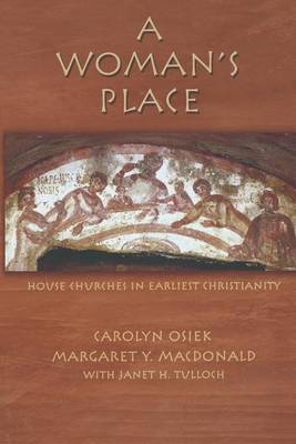 A Woman's Place by Carolyn A Osiek image