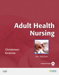 Adult Health Nursing by Kelly Gosnell image
