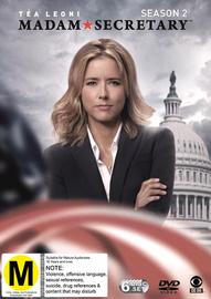 Madam Secretary - Season 2 on DVD