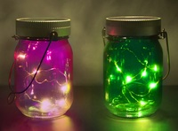 Fairy Jars Set - Pack of 2