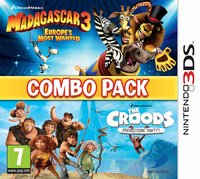 Madagascar 3/The Croods Double Pack for Nintendo 3DS