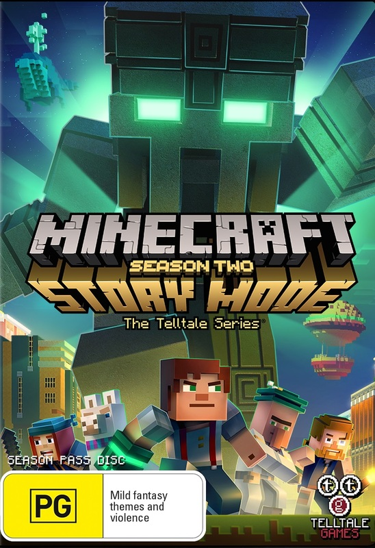 Minecraft: Story Mode Season 2 for PC Games