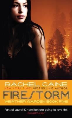 Firestorm by Rachel Caine image