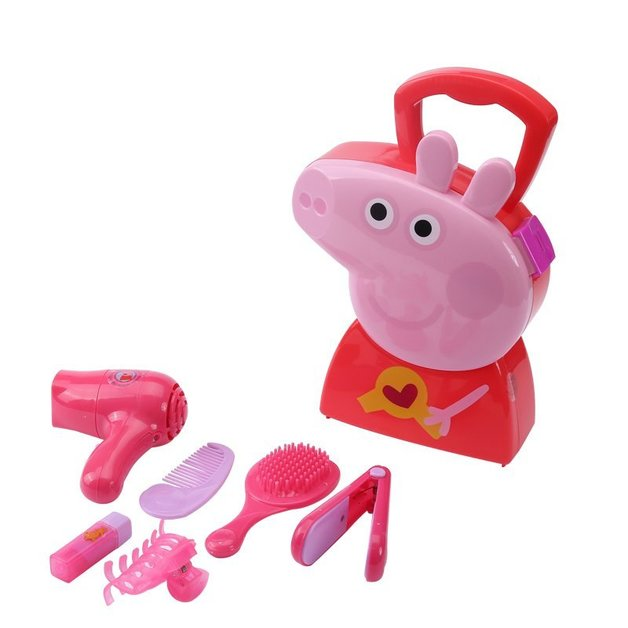 Peppa Pig: Roleplay Set - Hair Case