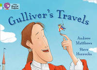 Gulliver's Travels by Andrew Matthews image