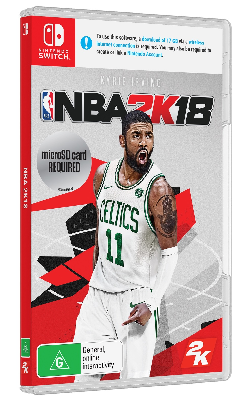 NBA 2K18 for Nintendo Switch image