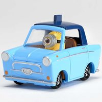 Dream Tomica Ride On R03 Minions Stuart x Lucy Car