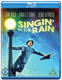 Singin' In The Rain on Blu-ray