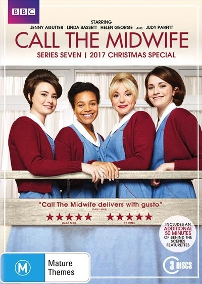 Call the Midwife - Season 7 on DVD image