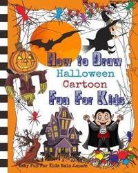 How to Draw Halloween Cartoon by Emin J Space