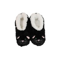 Slumbies Cat Furry Foot Pals (M)