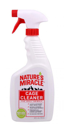 Nature's Miracle: Cage Cleaner for Small Animals - 709ml image