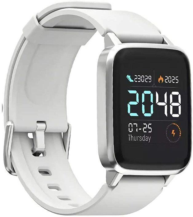 Haylou LS01 Smart Watch Silver Global