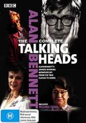 Complete Talking Heads, The (3 Disc) on DVD