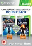 Crackdown & Mass Effect (Double pack) (Classics) for Xbox 360