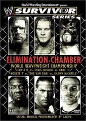 WWE - Survivor Series 2002: Elimination Chamber on DVD