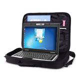 """16"""" Laser Laptop Bag (Black)"""