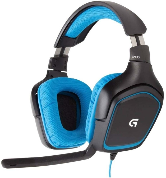 b4a0d2160e2 Logitech G430 Headset | | Buy Now | at Mighty Ape NZ
