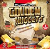 Grafix: Dig & Discover - Golden Nuggets Kit