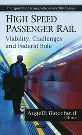 High Speed Passenger Rail image