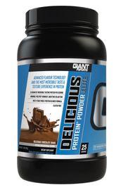 Giant Sports Delicious Elite Protein - Chocolate (907g)