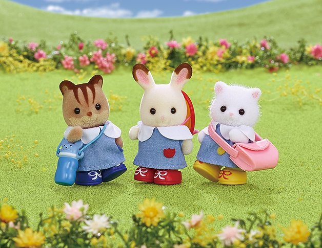 Sylvanian Families: Nursery Friends Set
