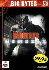 Resident Evil 3: Nemesis for PC Games