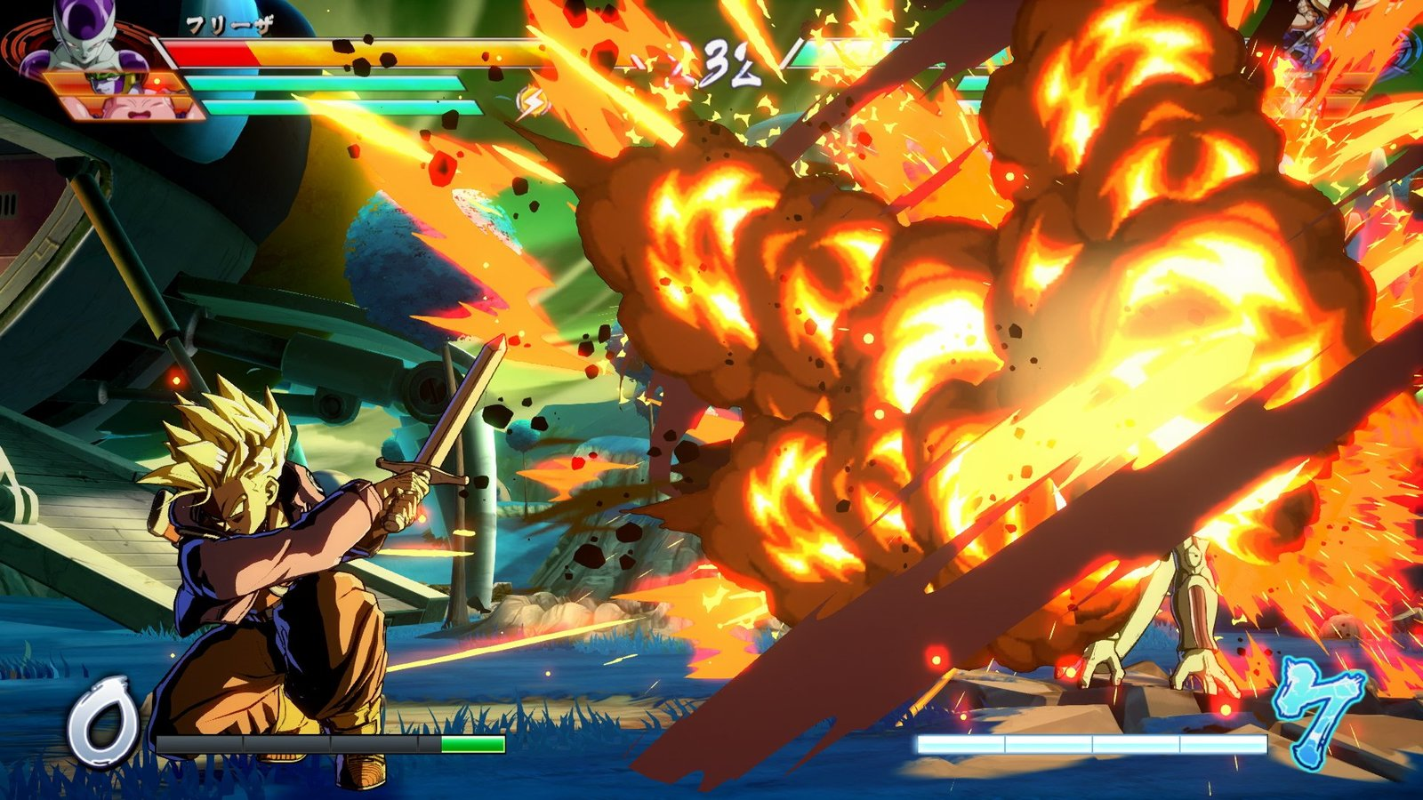 Dragon Ball FighterZ for Xbox One image