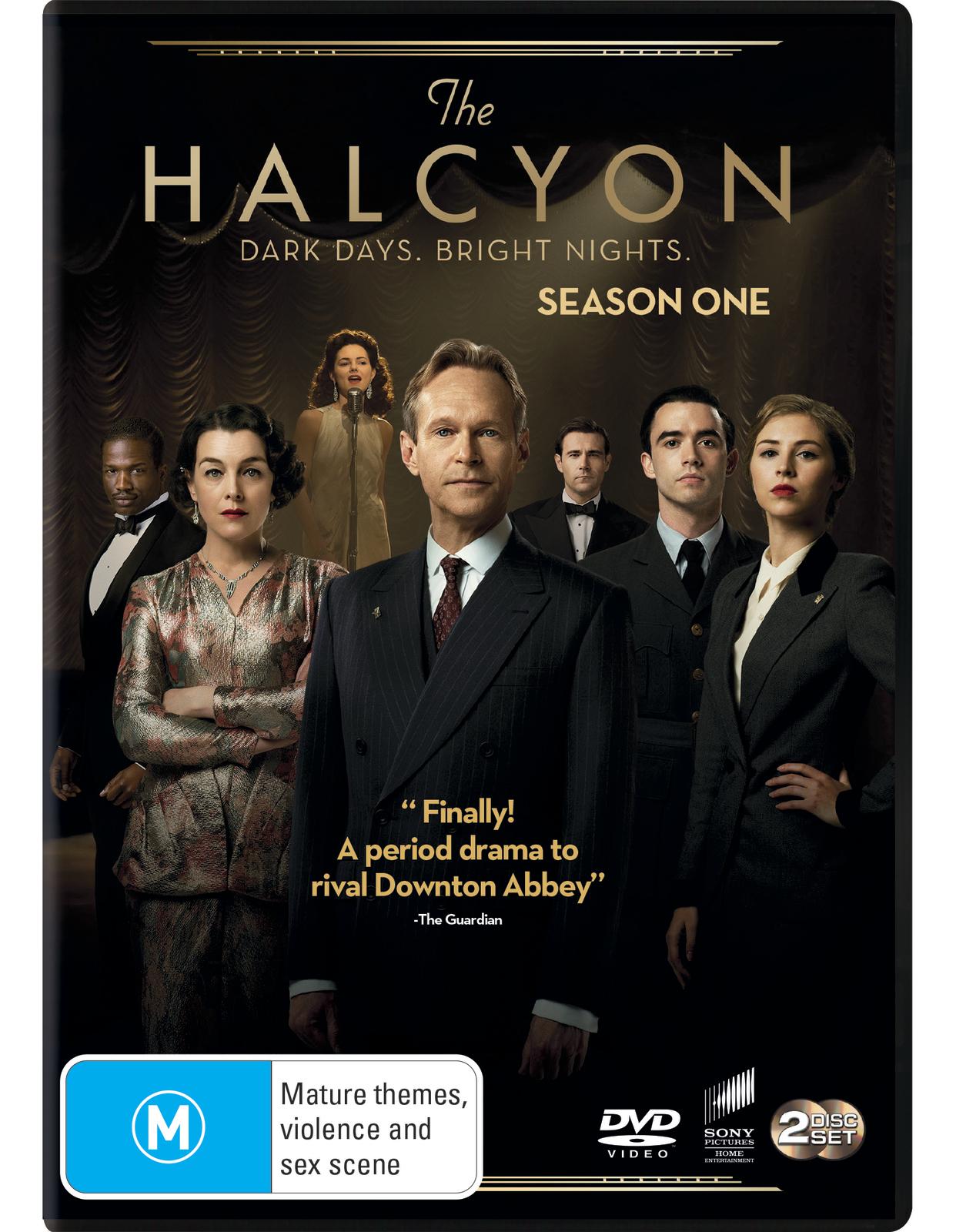 The Halcyon Season 1 on DVD image