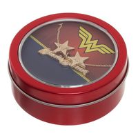 Wonder Woman - Necklace & Earring Gift Box