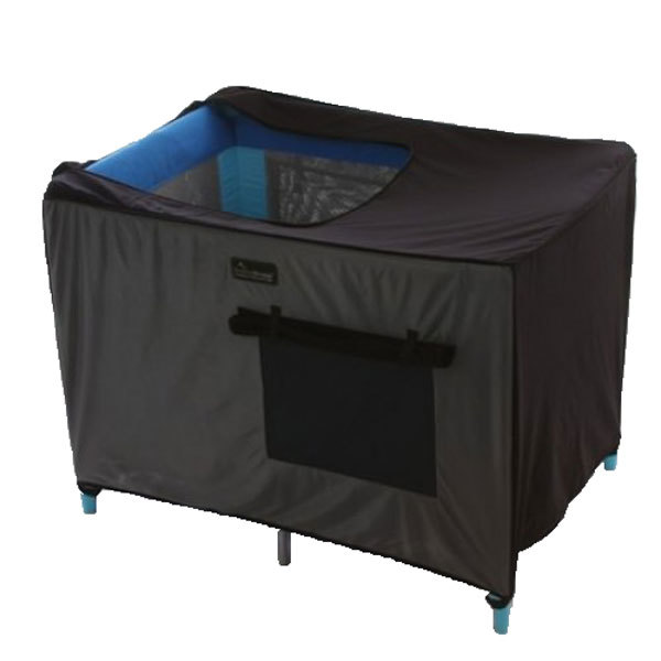SnoozeShade Travel Cot Blackout Cover image