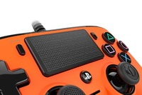 Nacon PS4 Wired Gaming Controller - Orange for PS4 image