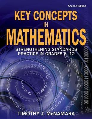 Key Concepts in Mathematics by Timothy J. McNamara image