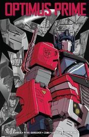 Transformers Optimus Prime, Vol. 5 by John Barber