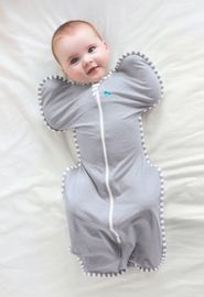 Swaddle UP Lite - Grey (Medium)
