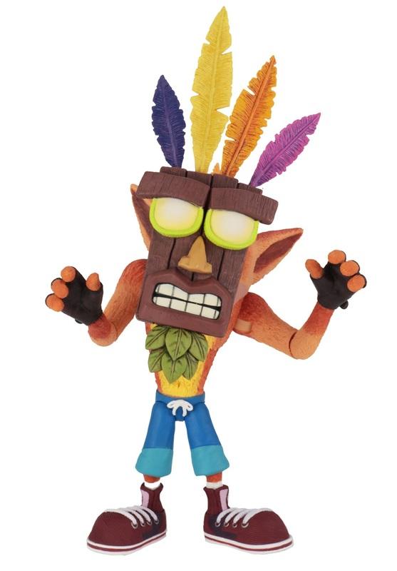 "Crash Bandicoot: Crash - 7"" Deluxe Action Figure"
