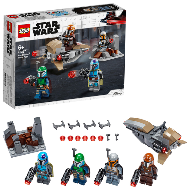 LEGO Star Wars: Mandalorian - Battle Pack (75267)