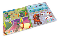 LeapFrog: LeapStart 3D Book - Around Town With Paw Patrol 3D Activity Book